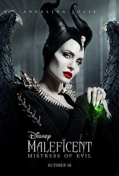 4 New Character Posters And A Bts Featurette For Maleficent