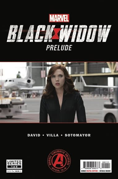 Failure To Put Two And Two Together In Marvel S Black Widow