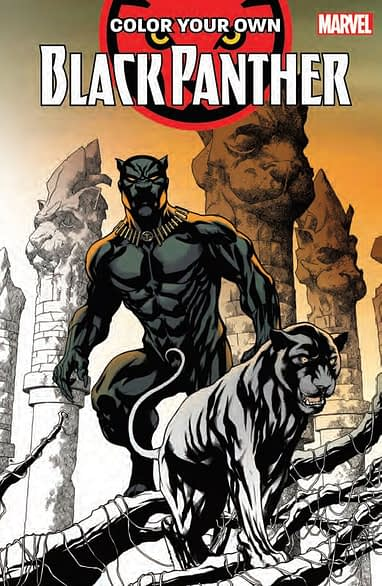 Marvel Coloring Books For 2018: Black Panther, New Mutants ...
