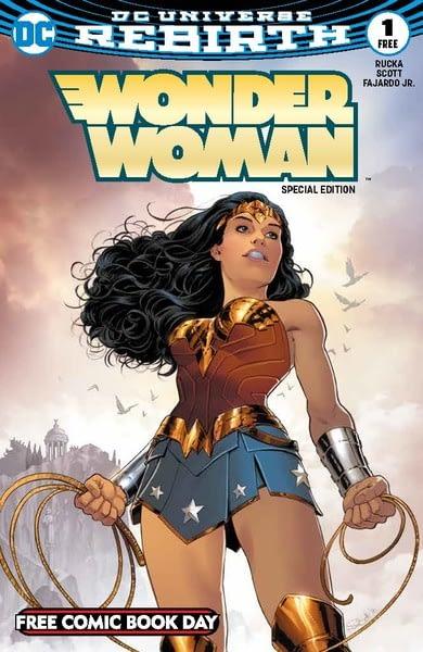 Wonder Woman FCBD 2017