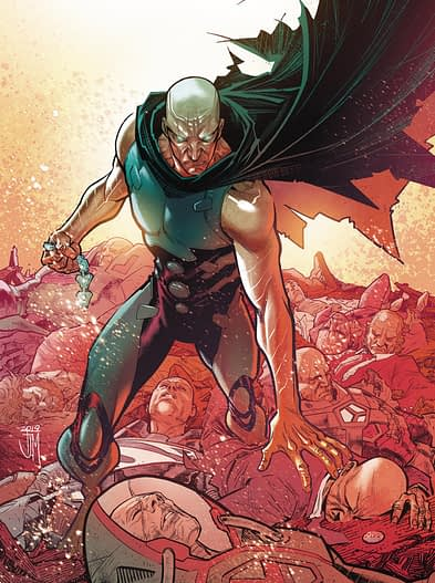 DC Comics' Full Solicitations for December 2019 – Including Doomsday Clock #12