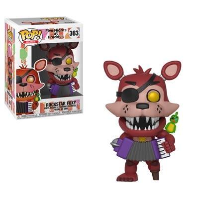 Funko Five Nights at Freddy's Rockstar Foxy Pop
