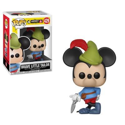 Funko Disney Brave Little Tailor Mickey Pop
