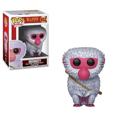 Funko Kubo and the Two Strings Pop Monkey Pop