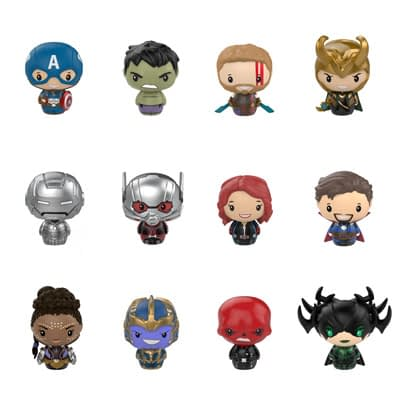 Funko Marvel 10th Anniversary Pint Size Heroes 2