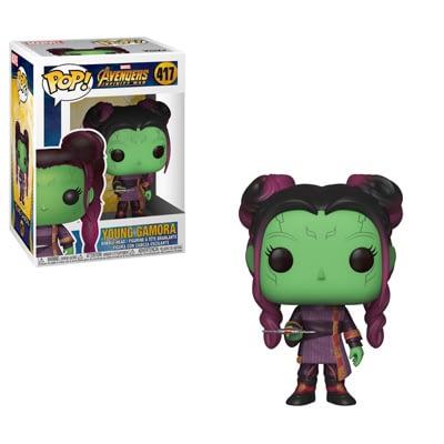 Funko Marvel Infinity War Young Gamora