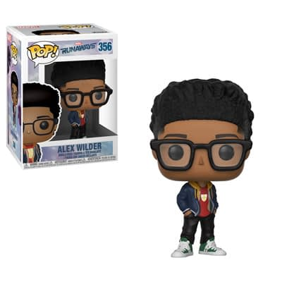 Funko Marvel Runaways Alex
