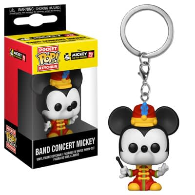 Funko Mickey Mouse Pop Keychain 2