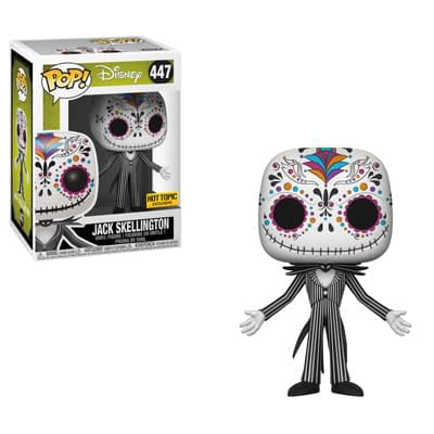 Funko Nightmare Before Christmas Jack Sugar Pop
