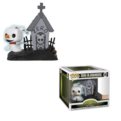 Funko Nightmare Before Christmas Zero Movie Moments 2