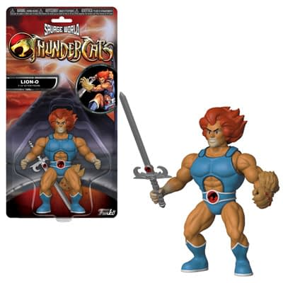 Funko Savage World Thundercats Lion O Figure