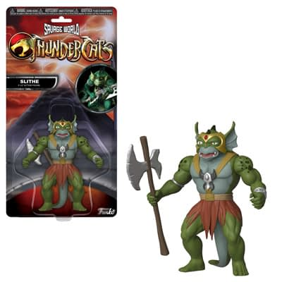 Funko Savage World Thundercats Slithe Figure