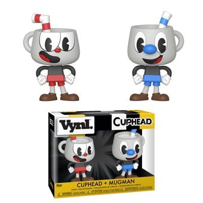 Funko Cuphead Vynl Pack