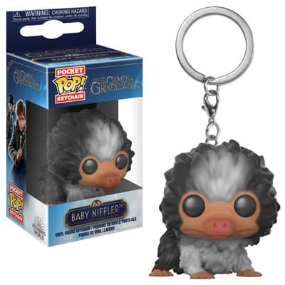 Funko Fantastic Beasts Pop Keychains 2