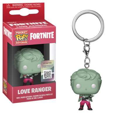 Funko Fortnite Keychain 1