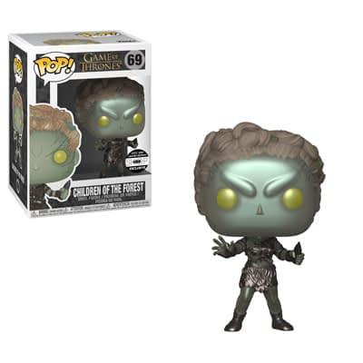 Funko Game of Thrones Children of the Forest Metallic