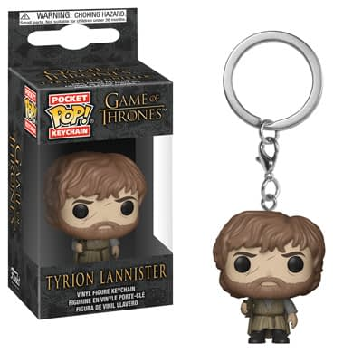 Funko Game of Thrones Tyrion Keychain