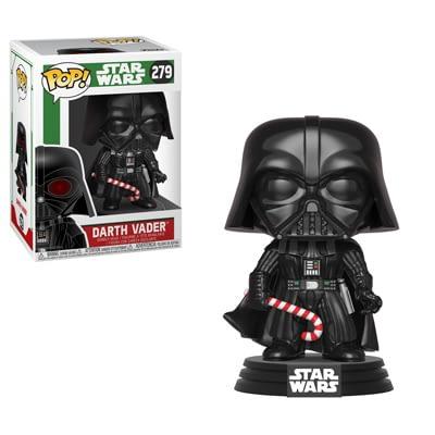 Funko Holiday Star Wars Darth Vader Pop