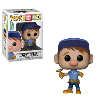 Funko Disney Wreck It Ralph Fix-It Felix