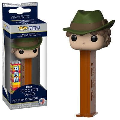 Funko Doctor Who Pez 1