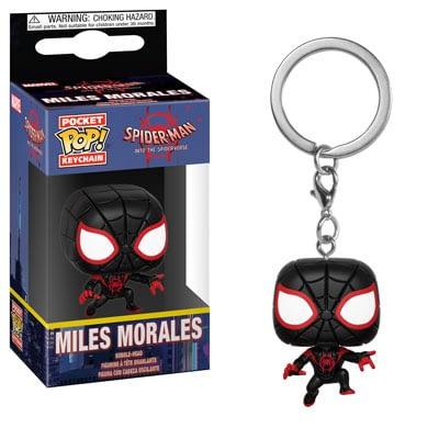 Funko Spider-Verse Keychains 2