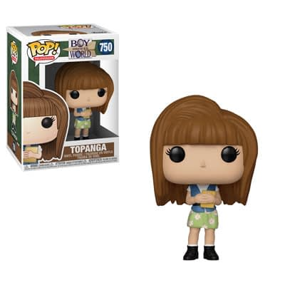 Funko Boy Meets World Topanga