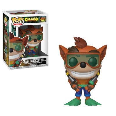 Funko Crash Bandicoot Pop 2