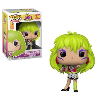 Funko Jem and the Holograms Pizzaz