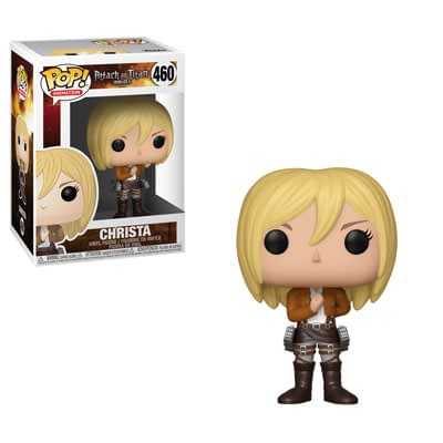 Funko Attack on Titan Christa