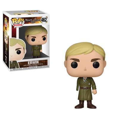 Funko Attack on Titan Erwin