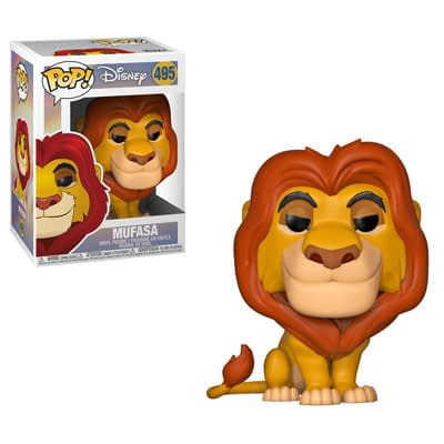 Funko Disney Lion King Mufasa