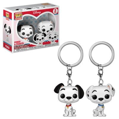 Funko Disney Pop Keychains 3