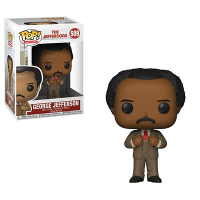 Funko Jeffersons Geroge