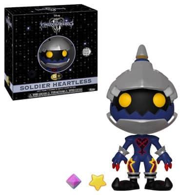 Funko Kingdom Hearts 3 Five Star 5