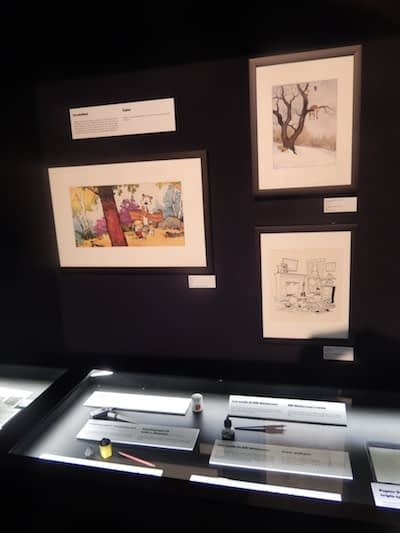 3._bill_watterson_-_exposition_-_angouleme_-_2015