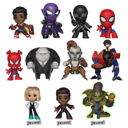 Funko Spider-Verse Mystery Minis 2
