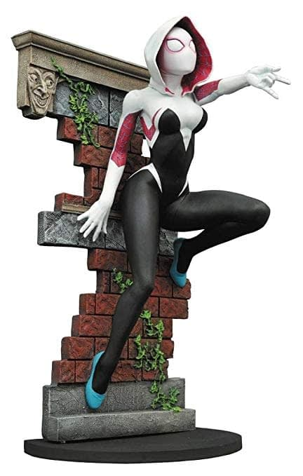 Diamond Select Gallry Spider-Gwen Statue