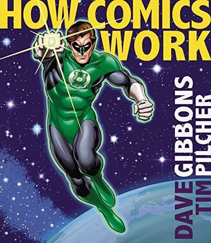 Dave Gibbons How Comics Work