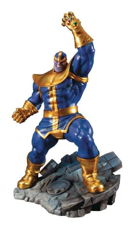 Thanos Adi Garnov Kototbukiya Statue 1