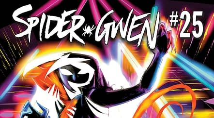 Cover to Spider-Gwen #25 by Khary Randolph