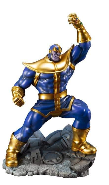 Thanos Adi Garnov Kototbukiya Statue 3