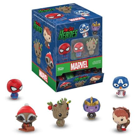 Funko Marvel Holiday Pint Size Heroes
