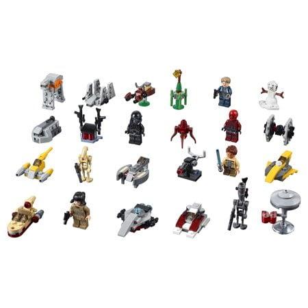 Star Wars LEGO Advent Callendar 2018 2