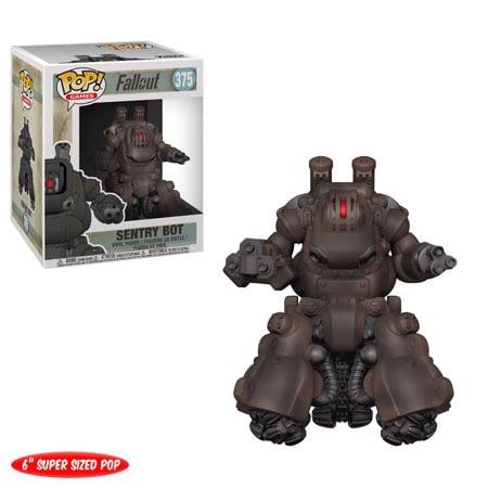 Funko Fallout Sentry Bot Pop