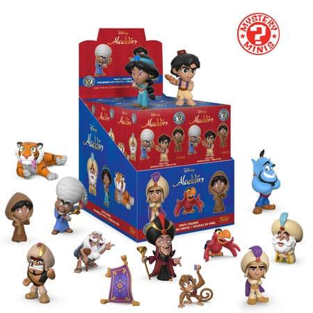 Funko Aladdin Mystery Minis