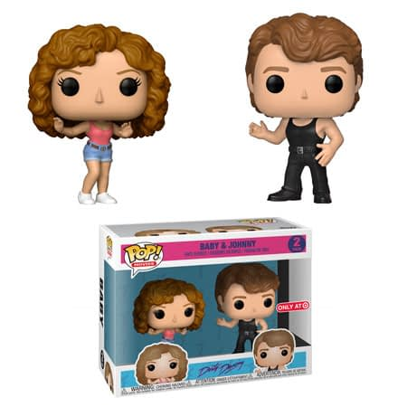 Funko Dirty Dancing Target Two Pack