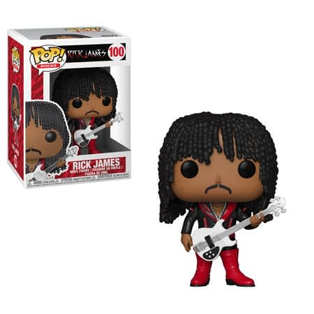Funko Rocks Rick James