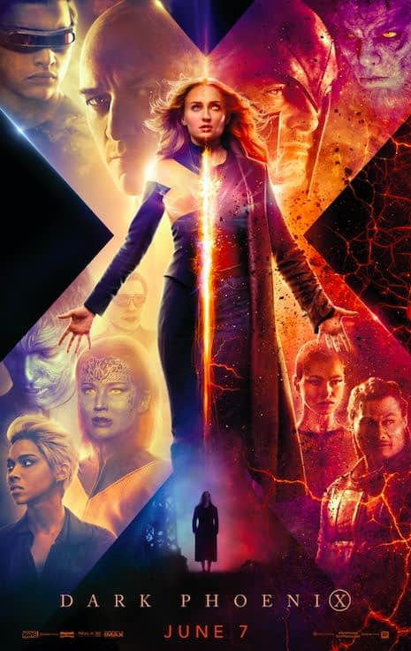 Dark Phoenix Gets a New Trailer - 'When I Lose Control, Bad Things Happen - But It Feels Good'