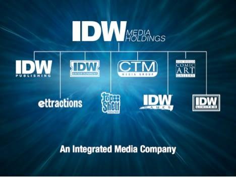 IDWMedia