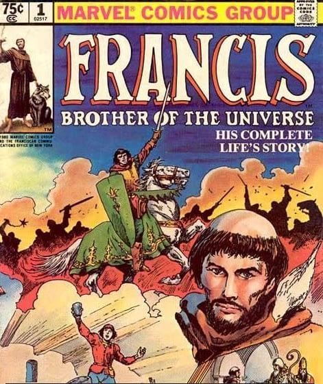 Francis comic